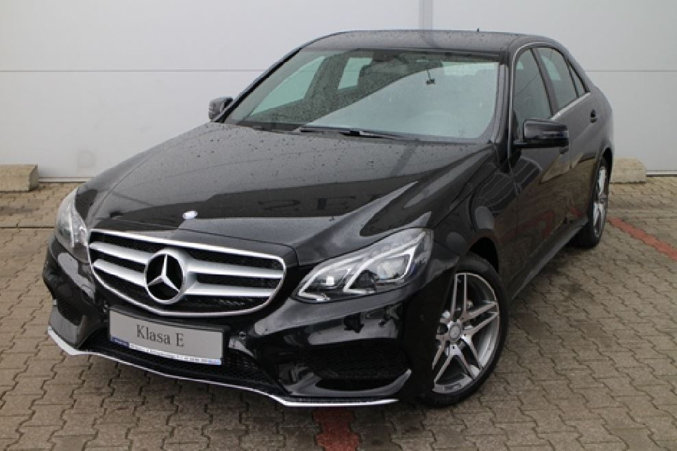Mercedes-Benz E 220 BlueTEC 4MATIC